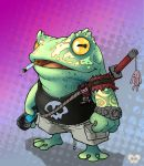 Frog by OGmouse