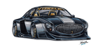 Chevrolet Corvette Vignale Le Mans by vsdesign69