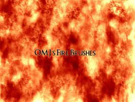 OMJ's Fire Brushes by OldManJames