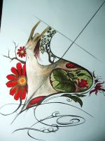 not finished- skin of nature by aqata16