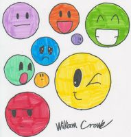 Emoticons by crowew78