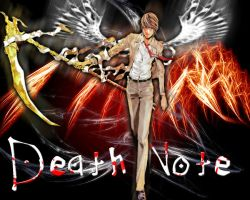 Raito Yagami Wallpaper by To-TheStars