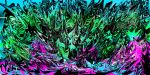 scatter in neon energy by darkvisionofeathers