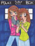 The Doctor is calling! by rumiko18