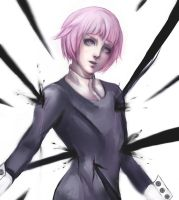 Crona - black blood by kittysophie