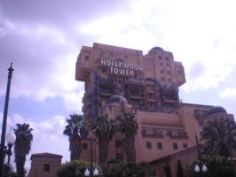 The Twilight Zone: Tower of Terror by NESToperative