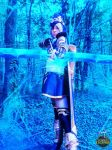 Ashe - in frost faith by Mayaneku