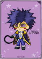 Digimon Emperor by Kaumalat92 by Km92