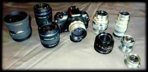 Photo equipment used by pagan-live-style