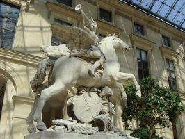 Under Pegasus by Fairling
