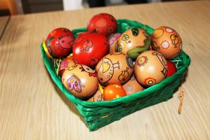 Easter Eggs by Anonimus79