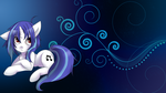 Vinyl Scratch wallpaper by AvareQ