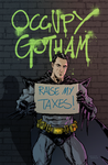 Occupy Gotham by anjinanhut