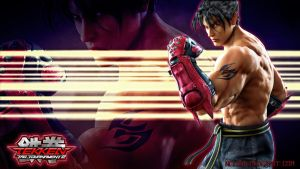 ncKing of Iron Fist Tag Tournament 2 Jin 2 by NaughtyBoy83