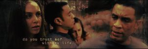 With My Life: Dollhouse Banner by artbykt