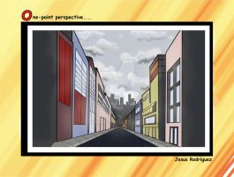 One Point Perspective by jrodri21