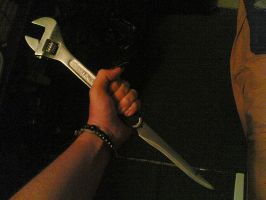 Knife Wrench 2 by Secc
