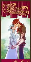 Webcomic - TPB - Chapter 5 - Cover by Dedasaur
