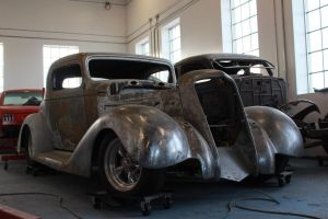 Bare Metal Olds by KyleAndTheClassics