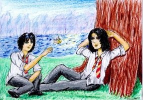 James and Sirius o-p by Devil-Wolf-1999