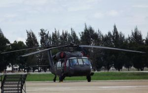 Sikorsky UH-60 Black Hawk by sudro