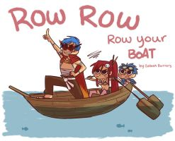 Row Row by SOLAR-CiTRUS
