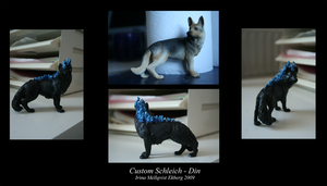 Custom Schleich - Din by C-C-Corone