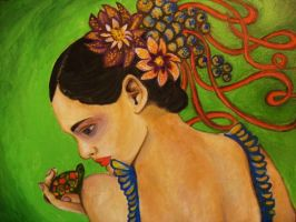 Sofia and the turtle by FiabeSCa