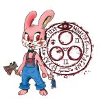 Robbie The Rabbit by LeandroLedier