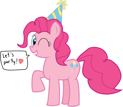 Pinkie Pie Wants to Party by starshinesprint