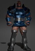 Darkseid by hiram67
