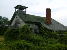 Old Schoolhouse1 by WatchTower513