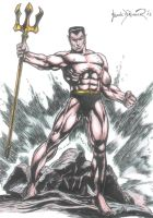 NAMOR by Mich974