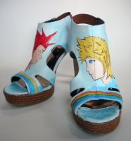Axel and Roxas Pumps by Sintitiks