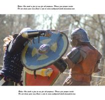 Knights Do Battle (24) by Mithgariel-stock
