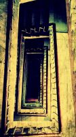 jump down or take the stairs down? by RahulAgarwal28
