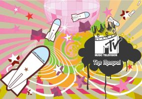 MTV Graphic Design Manual by lynnesta