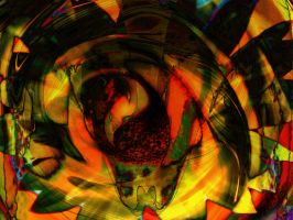 Colorful Abstract by shadorma