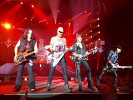 Scorpions concert in lyon, France  @scorpions by MisOpoint