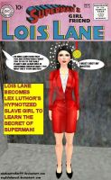 Lois Lane Hypnotized by The-Mind-Controller