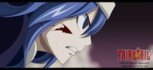 Juvia Loxar - Fairy Tail 394 by rogerwolf27