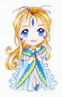 FA::Belldandy (basic shade) by 2947