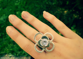 monster ring by Mandy0x