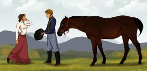 Outlaw Trail Prize: Shotechi by WesternSpice