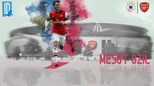 Mesut Ozil - Gunner 2014 by IndividualDesign