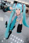 Vocaloid - Hatsune Miku by Xeno-Photography
