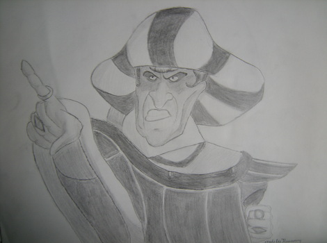 Claude Frollo by Thammarong