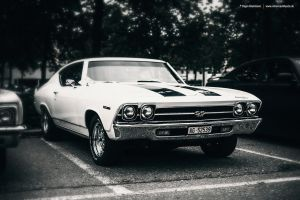 69 Chevelle SS by AmericanMuscle