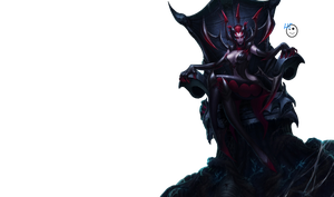 Render: Elise the Spiderqueen LoL by HappyFaceStar