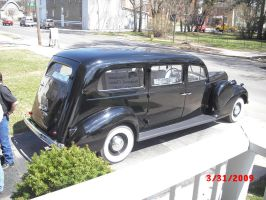 He got his 1935 Packard by elegantlywasted2